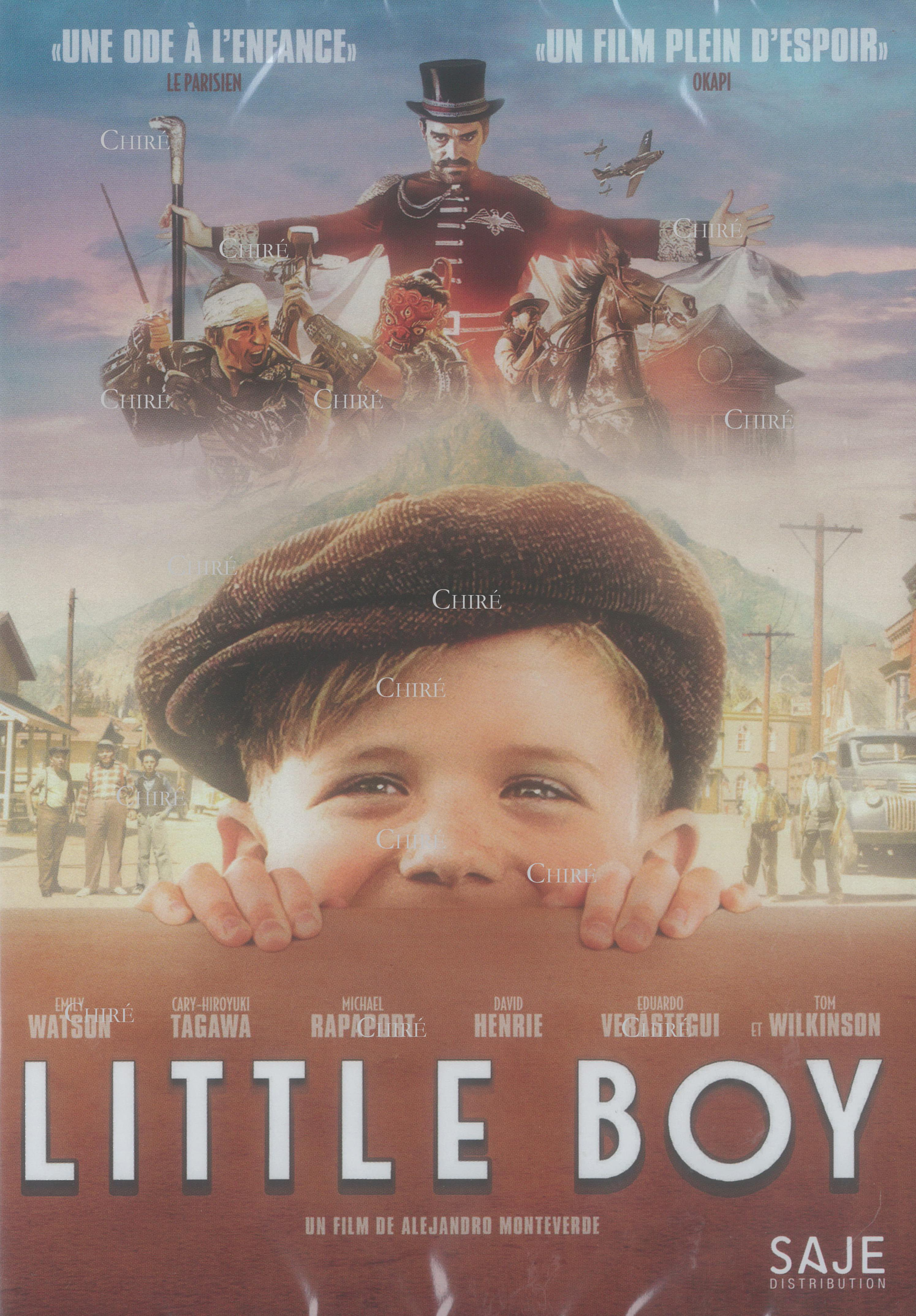 Little Boy - DVD - Un film d´Alejandro Monteverde