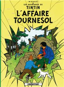 Tintin et l´affaire Tournesol - 18