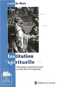 Institution spirituelle - Institutio spiritualis
