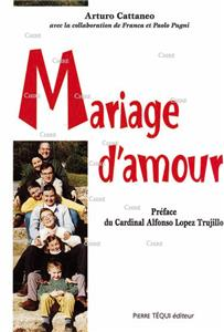 Mariage d´amour