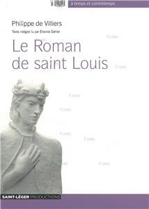 Le Roman de saint Louis - Audiolivre - CD MP3