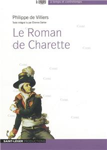 Le Roman de Charette - Audiolivre - CD MP3