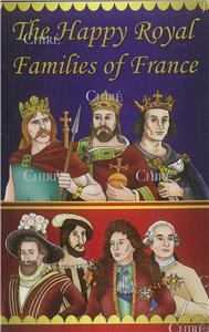 Jeu des 7 familles des Rois de France (Anglais) - The happy Royal Families of France - 60002