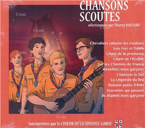 Chansons scoutes - CD 51035