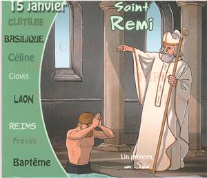 Saint Rémi - CD 21112