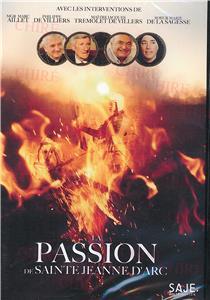 La passion de sainte Jeanne d´Arc - DVD
