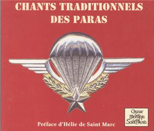 Chants traditionnels des paras - CD 0007